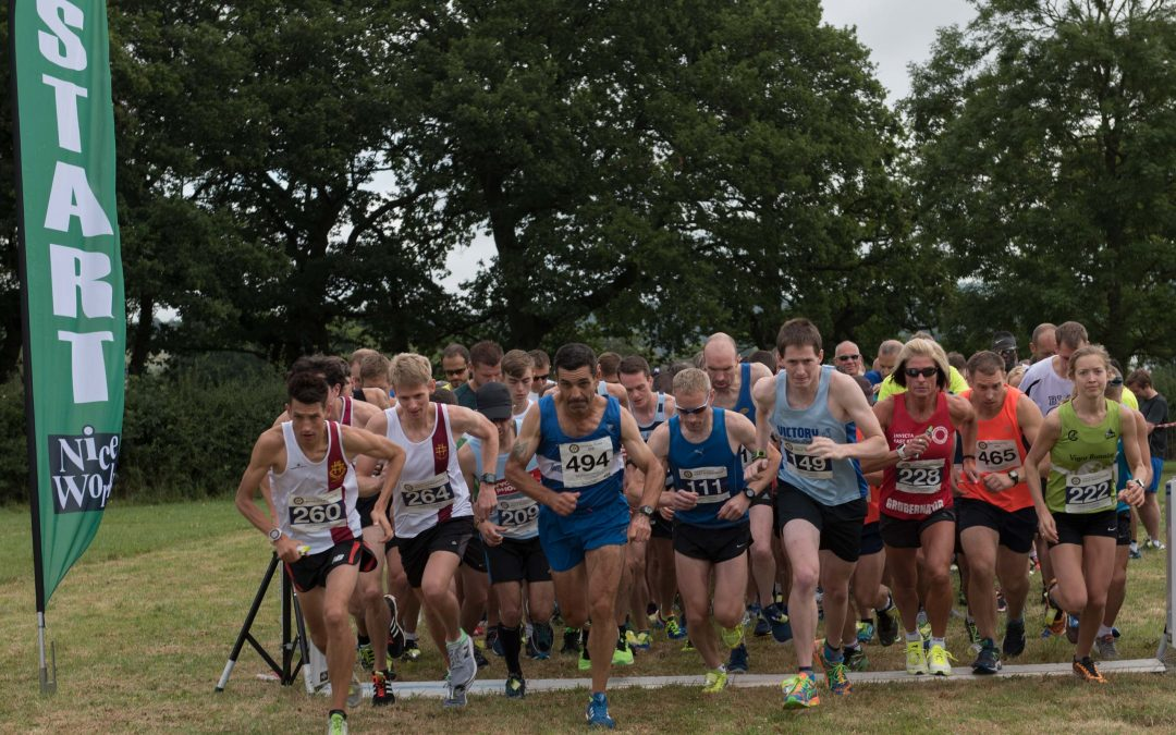 Records tumble at Caterham Half Marathon and 10k.