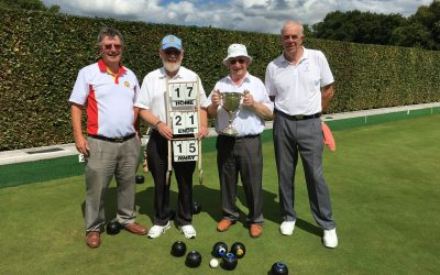 Colin & Derek  take the honours!