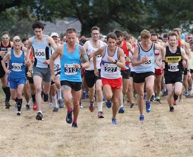 British Masters join Caterham Half Marathon & 10k.