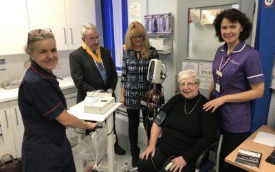 Race Night benefits Caterham Dene Hospital