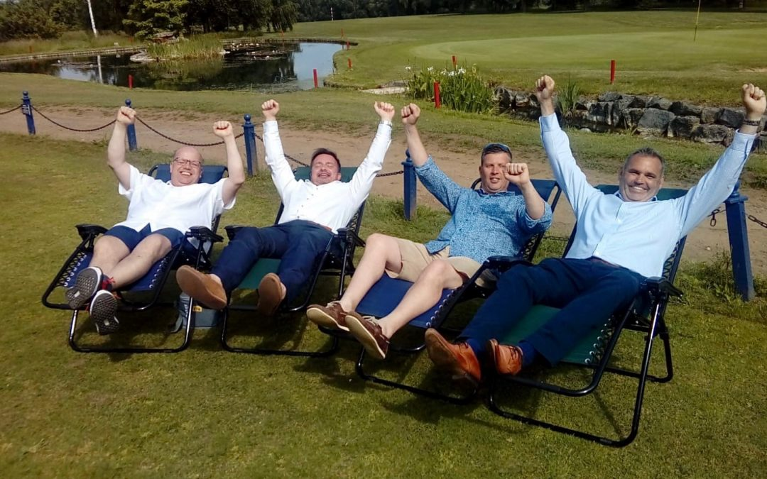 "The Curry Club  – Golf Day's ""hot"" winners"