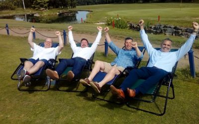 """The Curry Club  – Golf Day's """"hot"""" winners"""