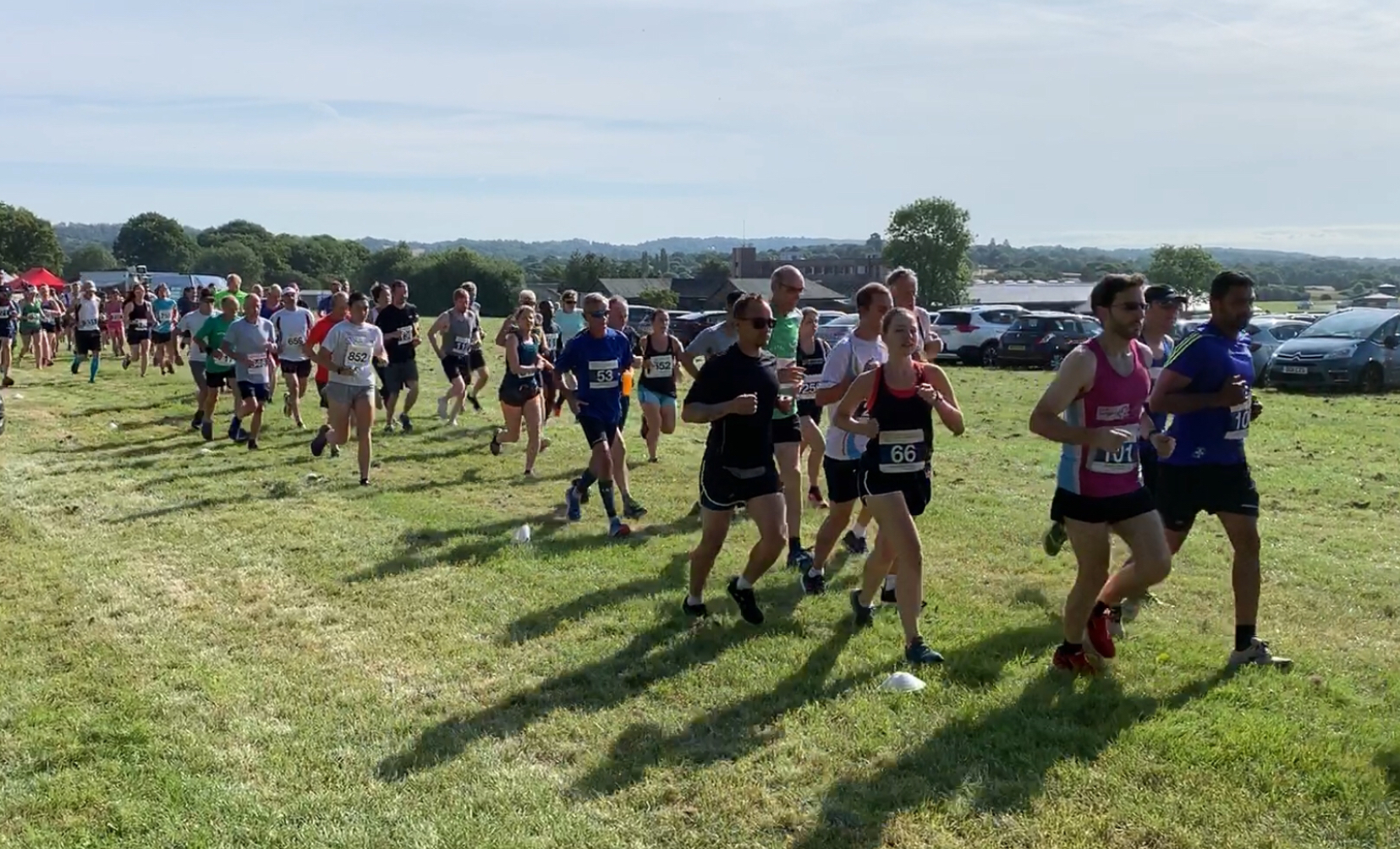 Caterham Rotary Half Marathon & 10k: Records Tumble.
