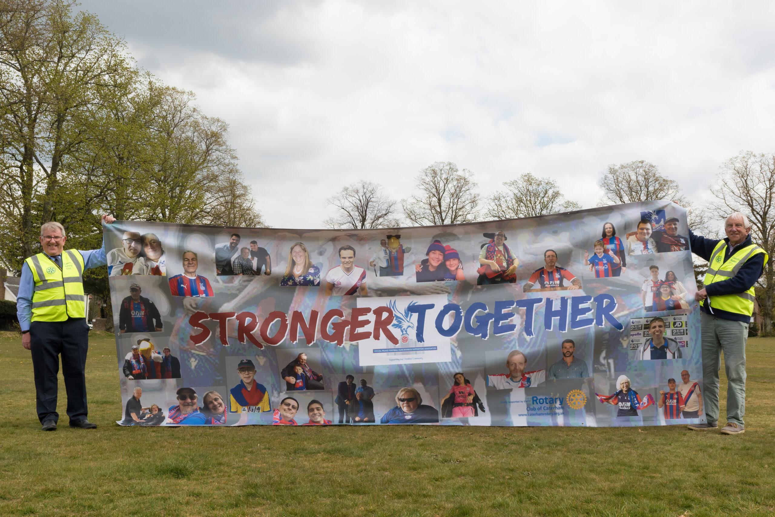 """""""Stronger Together"""""""